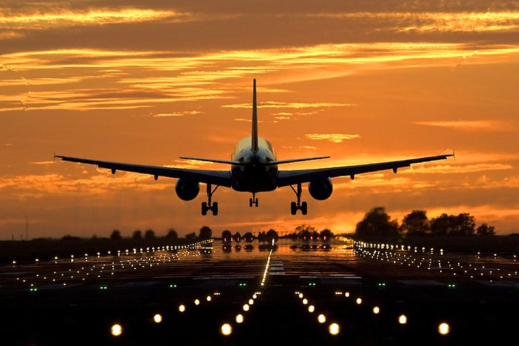 картинка самолет полетели домой кадр